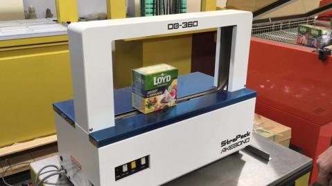 maszyna do banderolowania akebono ob-360